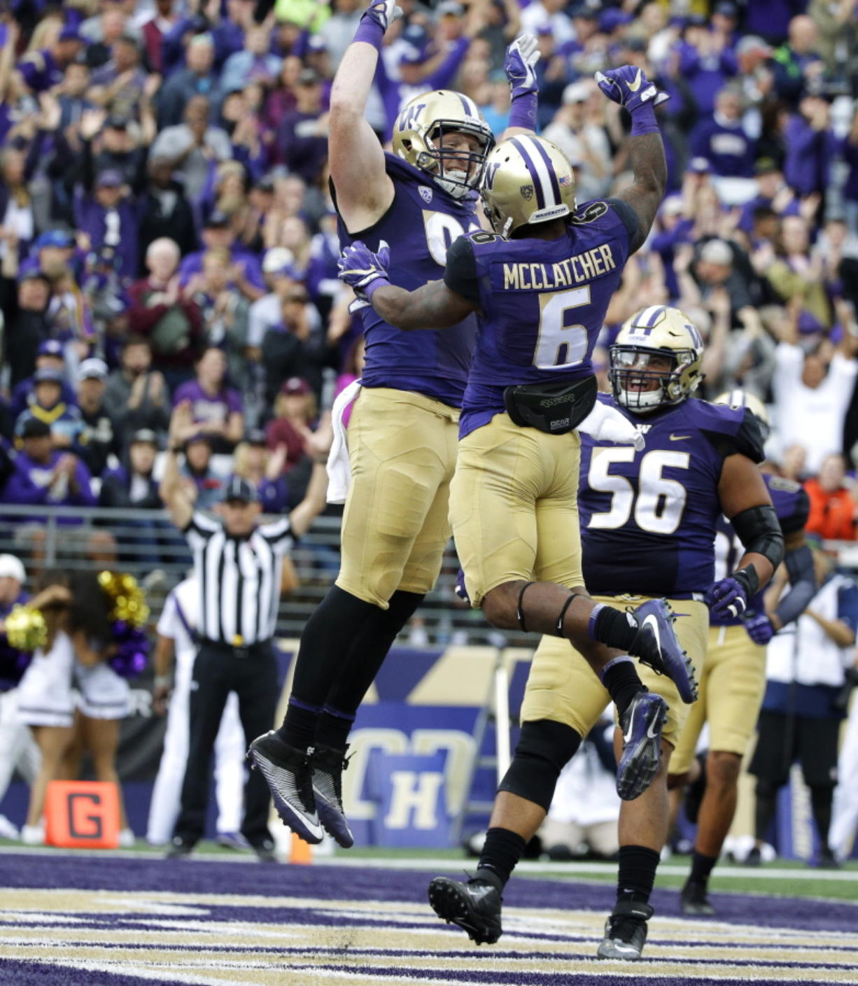 Return To Form For Huskies