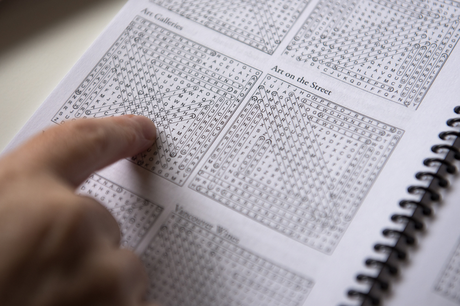 former spy nun to put vancouver s history in a word search book