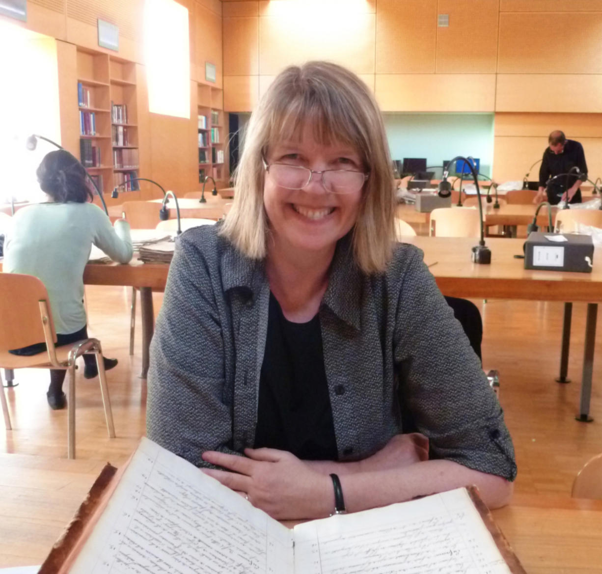 "Sue Peabody, author of ""Madeleine's Children"" (Contributed photo)"