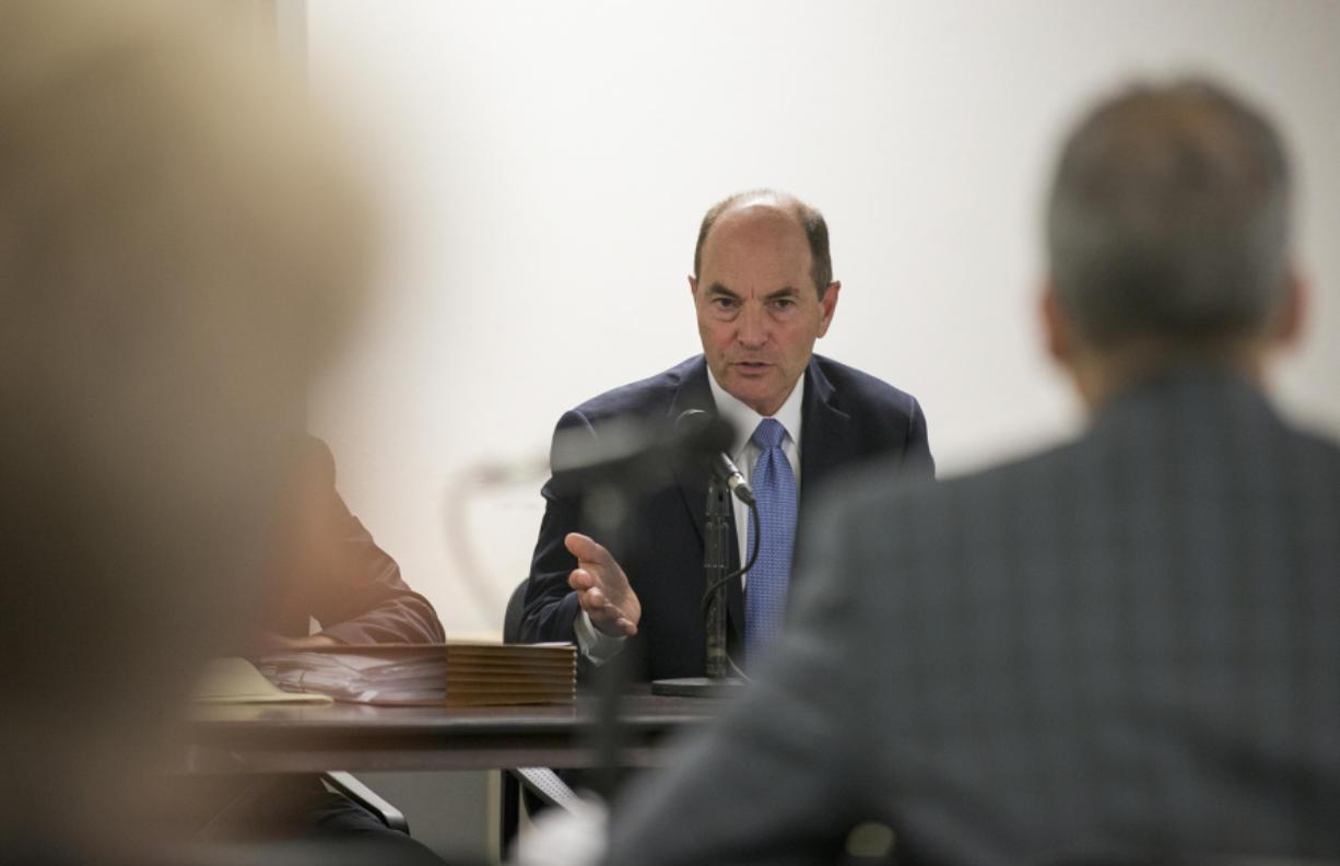 Clark County Auditor Greg Kimsey