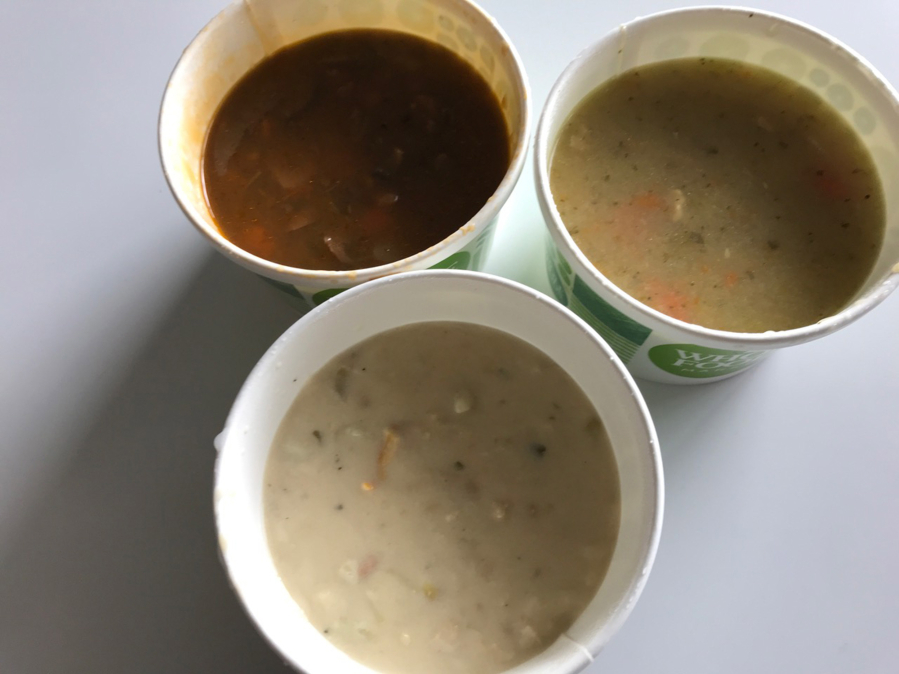 Food Drink Soups From Grocery Stores A Mixed Bag The Columbian