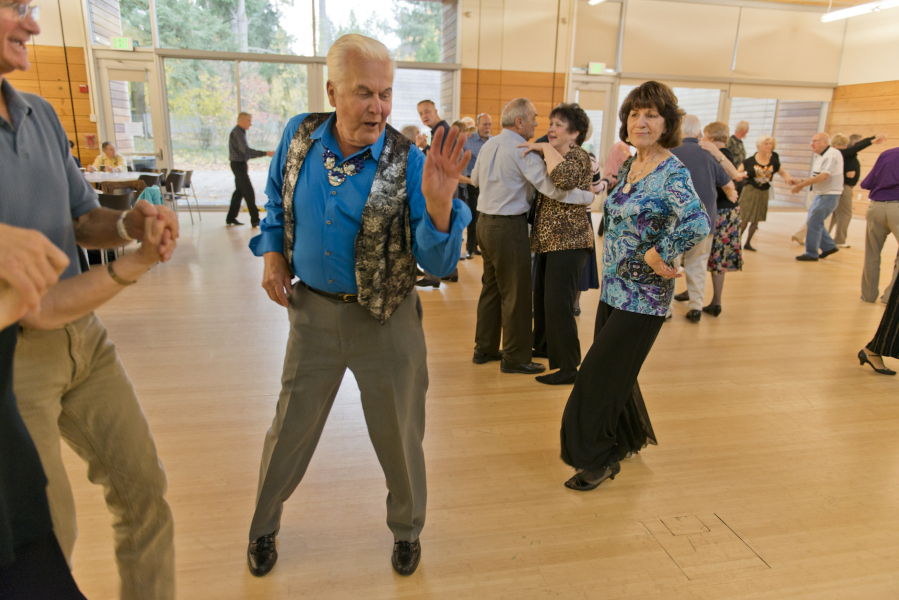 Seniors Mix It Up At Local Dances Finding Fun Fitness
