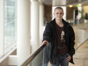Zack Groen of Woodland has gastroparesis, a debilitating digestive condition, and recently received a gastric device surgically implanted in his stomach to help improve his digestive function. Although Groen said the device hasn't stopped his gastrointestinal symptoms, it has improved his body's function by about 40 percent.