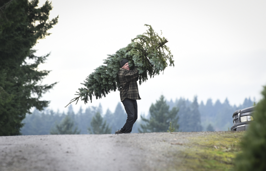 Fewer trees for Grinch to steal | The Columbian