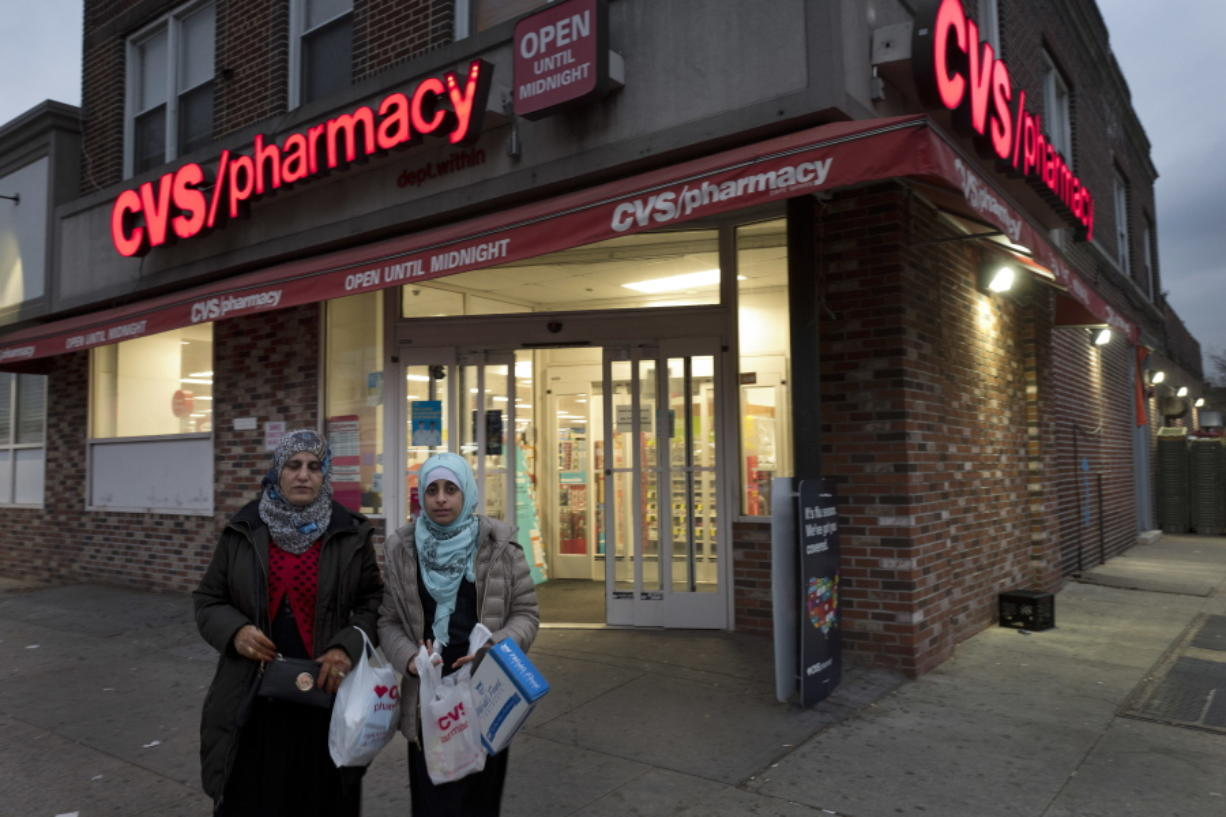 CVS Health purchase of Aetna may add services - Columbian com