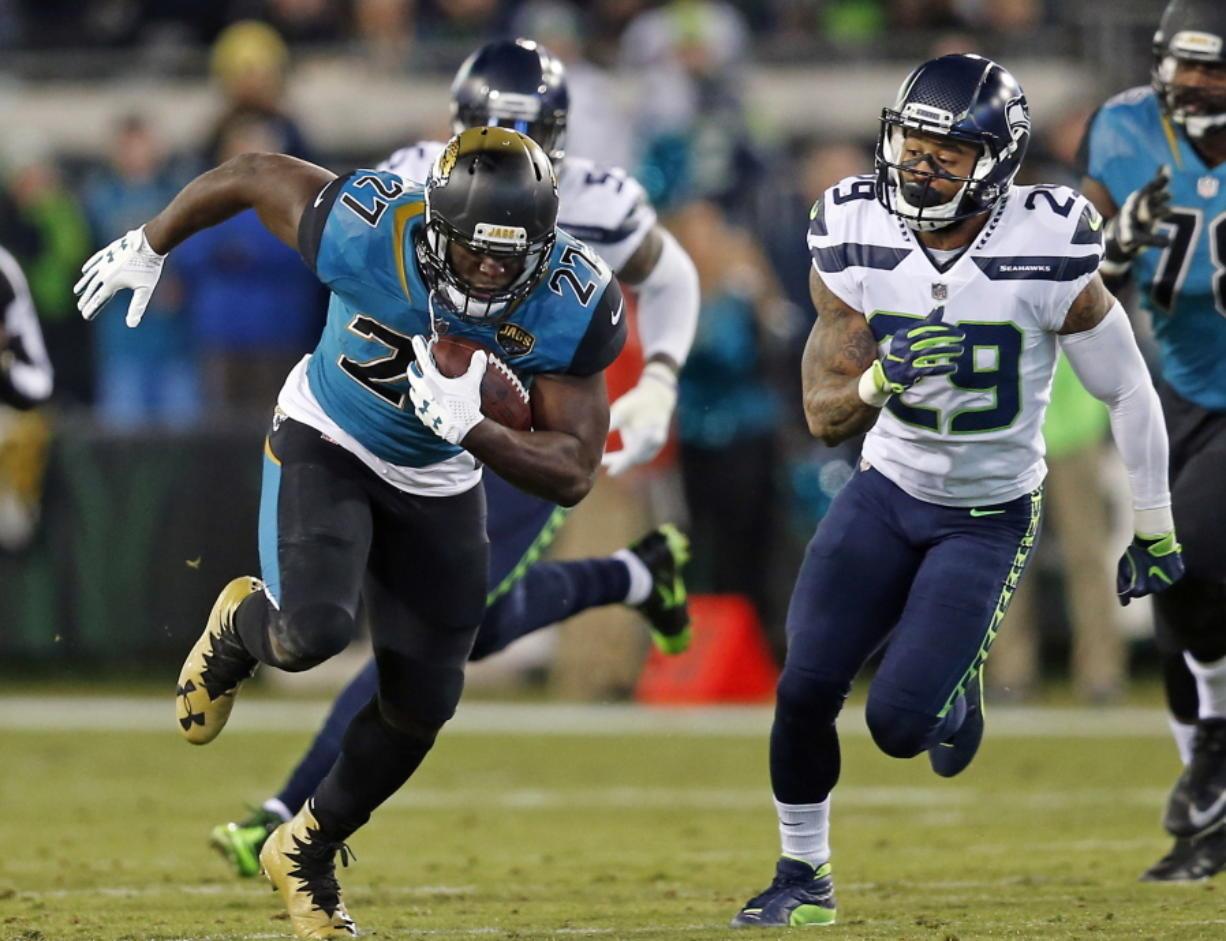 Seahawks Fall Apart In 30 24 Loss To Jaguars Columbian Com