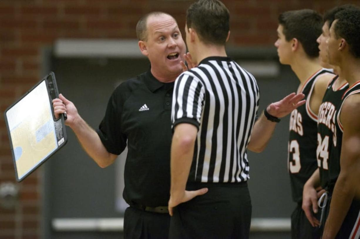 Wes Armstrong resigned in May as head boys basketball coach at Battle Ground High School.