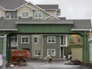 Construction hiring was flat in December in Clark County. The sector typically loses jobs this time of year due to the weather.