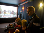 Independent theaters in Clark County say attendance has ticked up thanks to the growing popularity of MoviePass. They say the service makes moviegoers more willing to spend on niche or second-run movies.