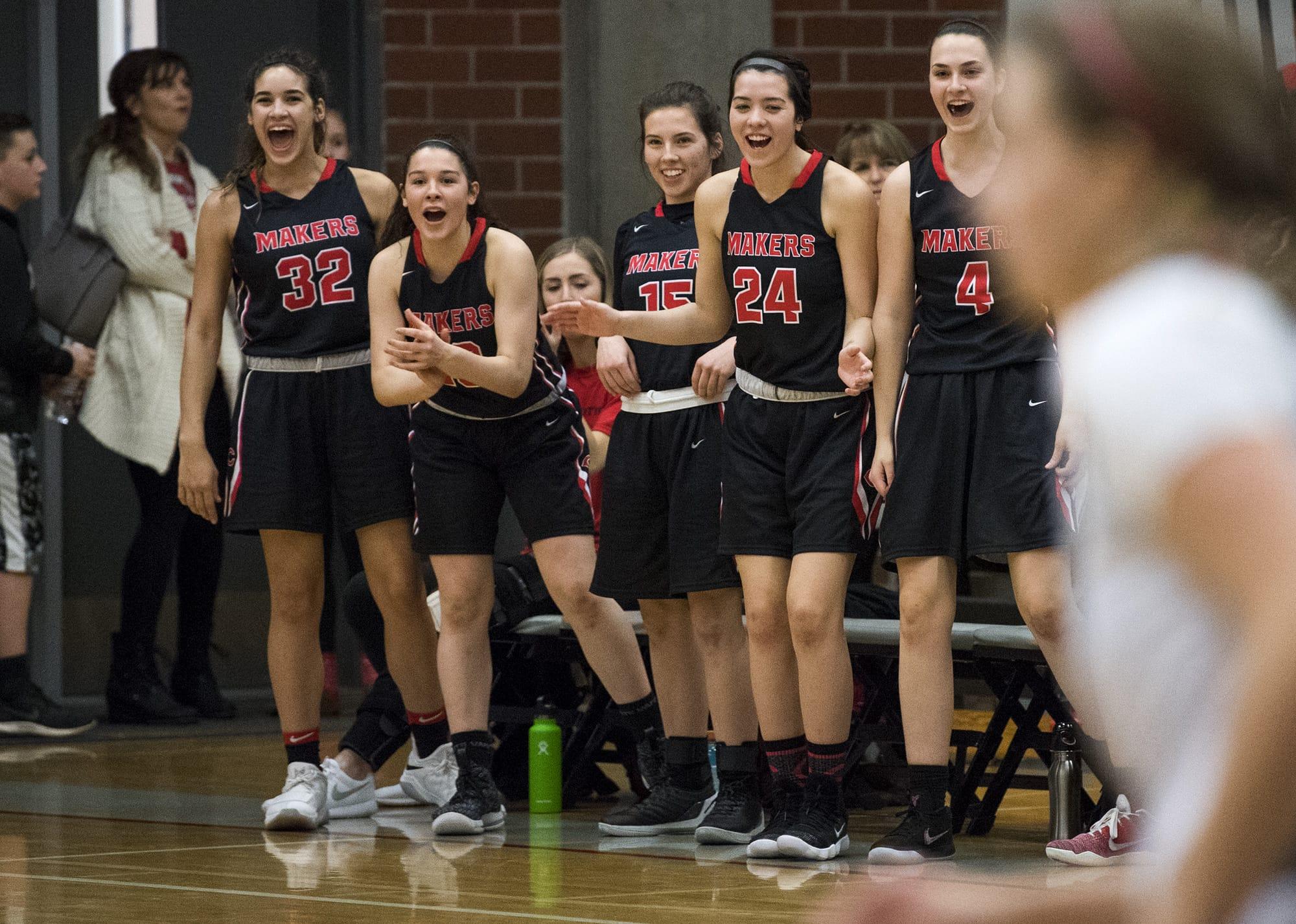 Union Vs Camas Girls Basketball - Columbiancom-3421
