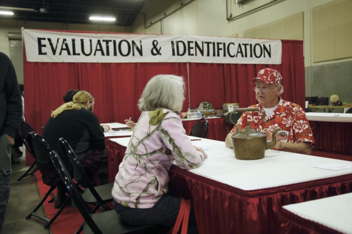 Antique & Collectible Show carries on spirit of its founder