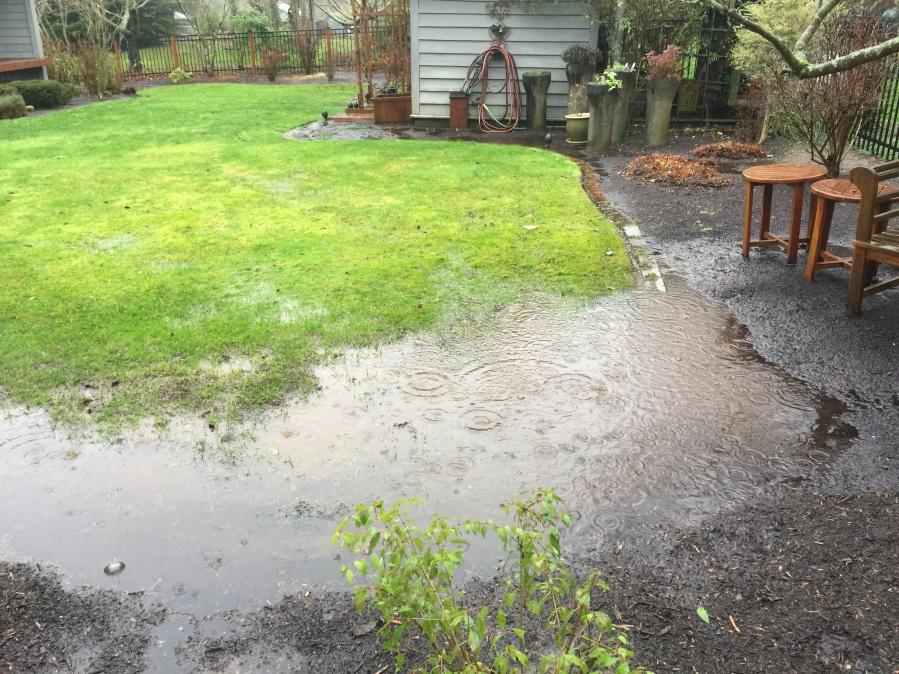 Rain Gutter Can Create Home Drainage Woes Columbian Com