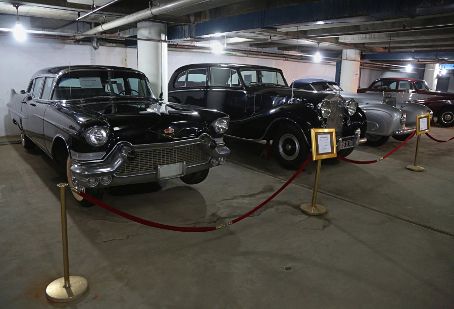 Optimism in Iraq fuels interest in classic cars | The Columbian
