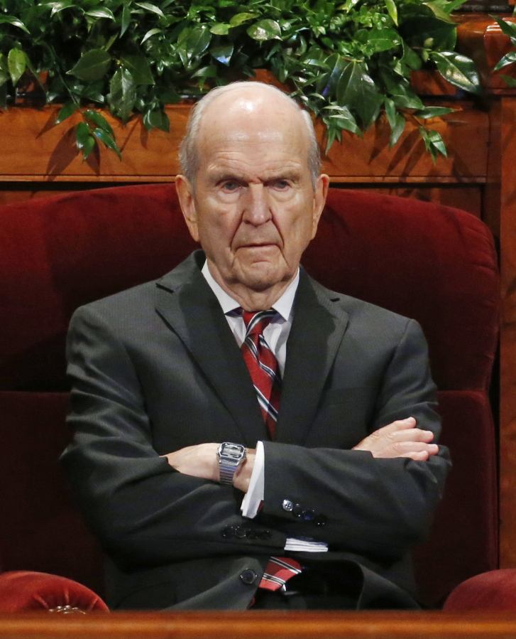 Russell M Nelson Has Been On Key Church Panel For Three Decades