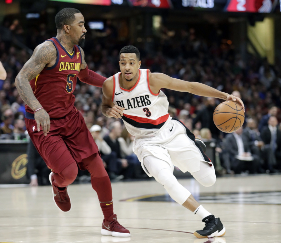Portland Trail Blazers Basketball: Trail Blazers Upset Bid Falls Apart Against Cavaliers