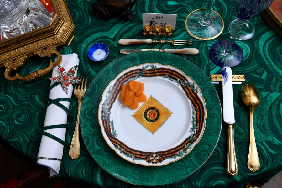 Grandma\'s china — but not her table setting | The Columbian