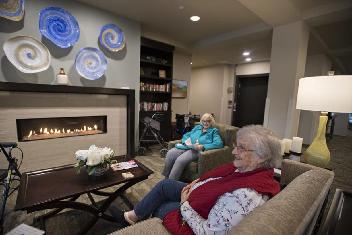 Senior housing options on the rise in Clark County