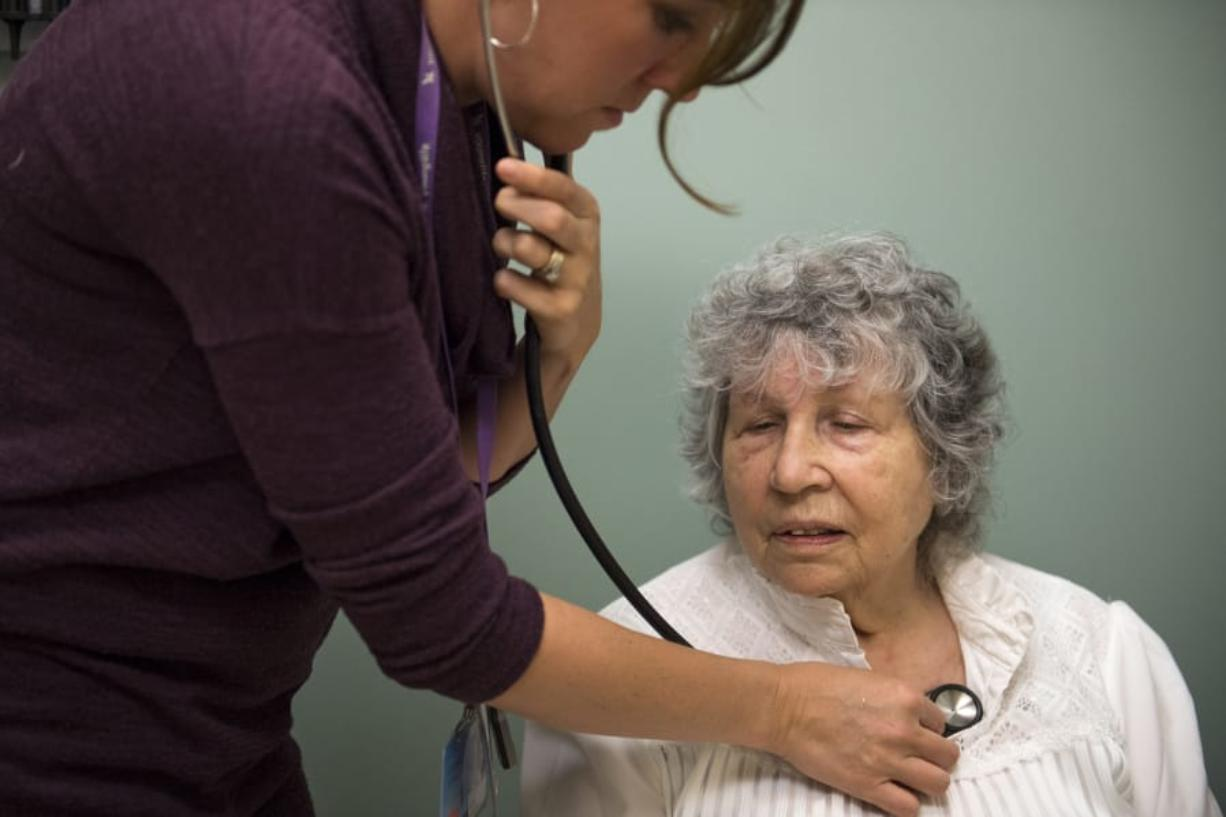 Woman With Cancer Takes Part In Clinical Trials Hoping To Help Columbian Com