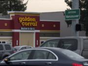 Buffet restaurant Golden Corral was expected to open Feb. 14. It is the first location in the Vancouver-Portland metropolitan area for the chain, whose next-closest location is Spokane.