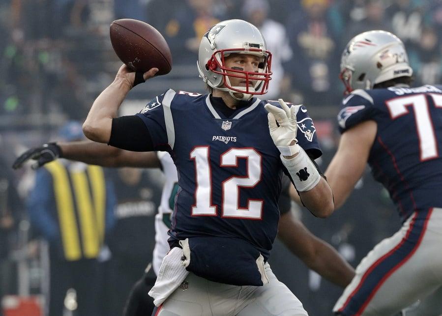 e2722efa6fe Brady wins NFL's most valuable player award | The Columbian