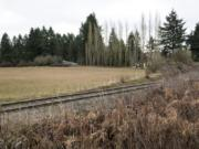 A local environmental group worries about farmland along the Chelatchie Prairie Railroad that the county hopes will be a source of jobs.