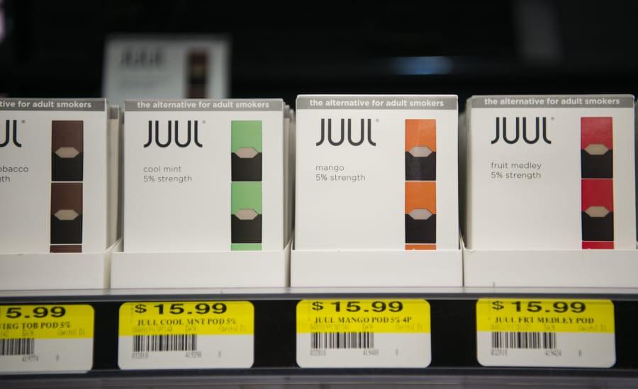 Health Experts Juul Isn T Cool The Columbian