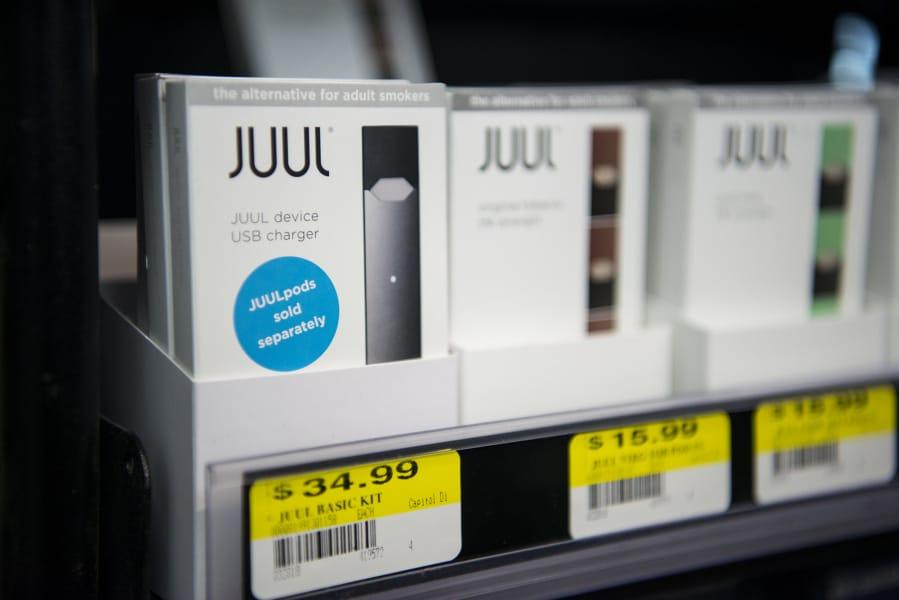 Health experts: Juul isn't cool - Columbian com