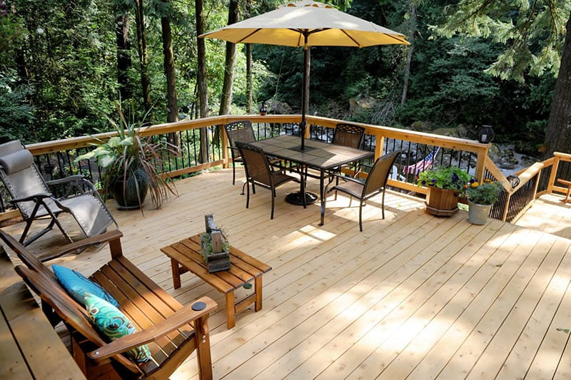 extend your outdoor living space the columbian