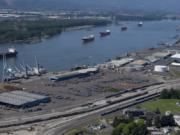 The Port of Vancouver is currently updating its strategic plan that will set the direction the port moves in its future. The port's first public open house on the document will be held Thursday night.