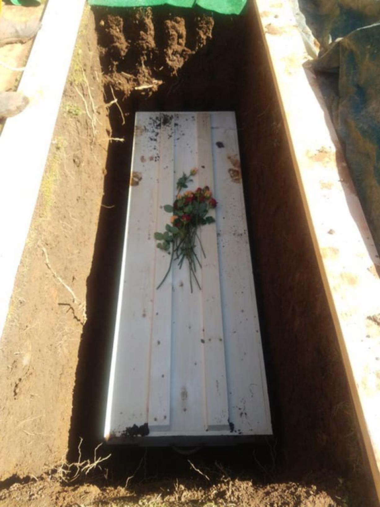 """Green burials"" are much less expensive than traditional funerals, according to author and advocate Elizabeth Fournier, a funeral home owner in Boring, Ore."