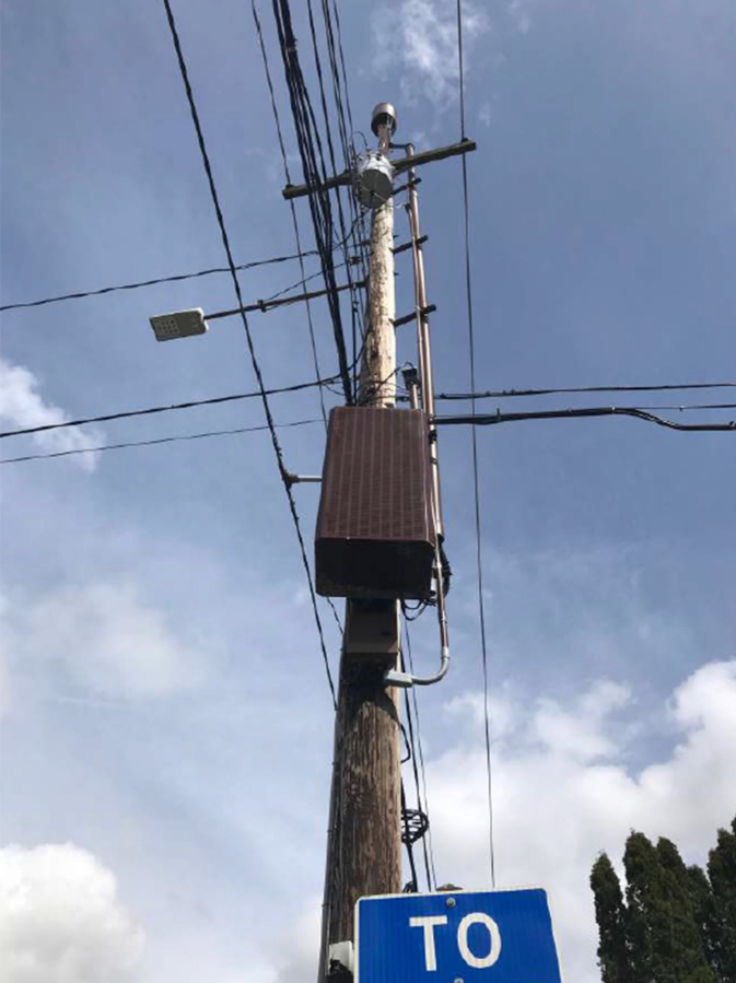 Vancouver approves small cell antennas on utility poles - Columbian com