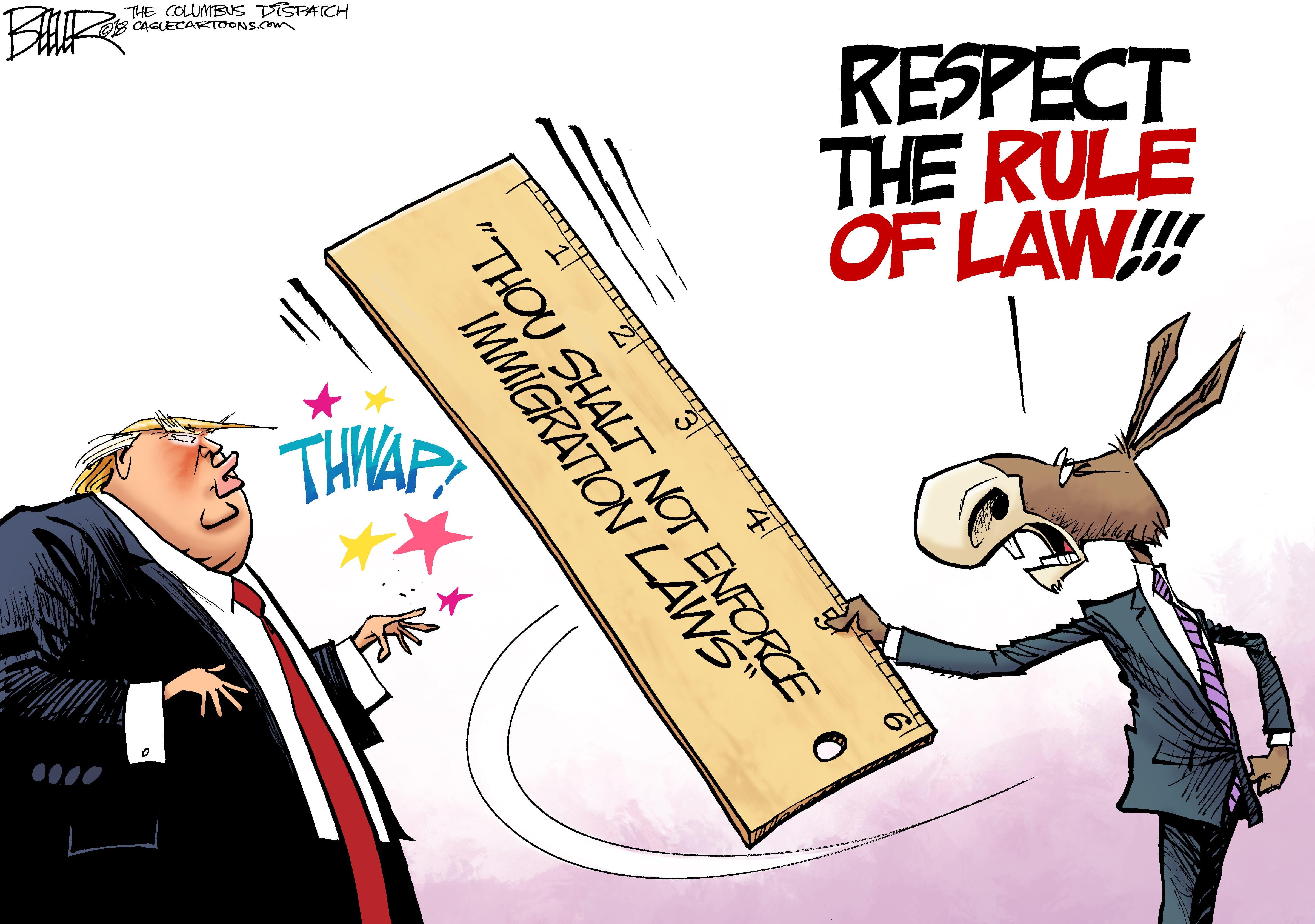 June 1: Rule Of Law