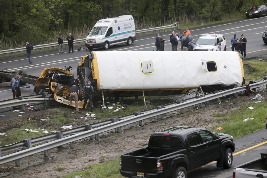Company 'deeply saddened' by crash | The Columbian
