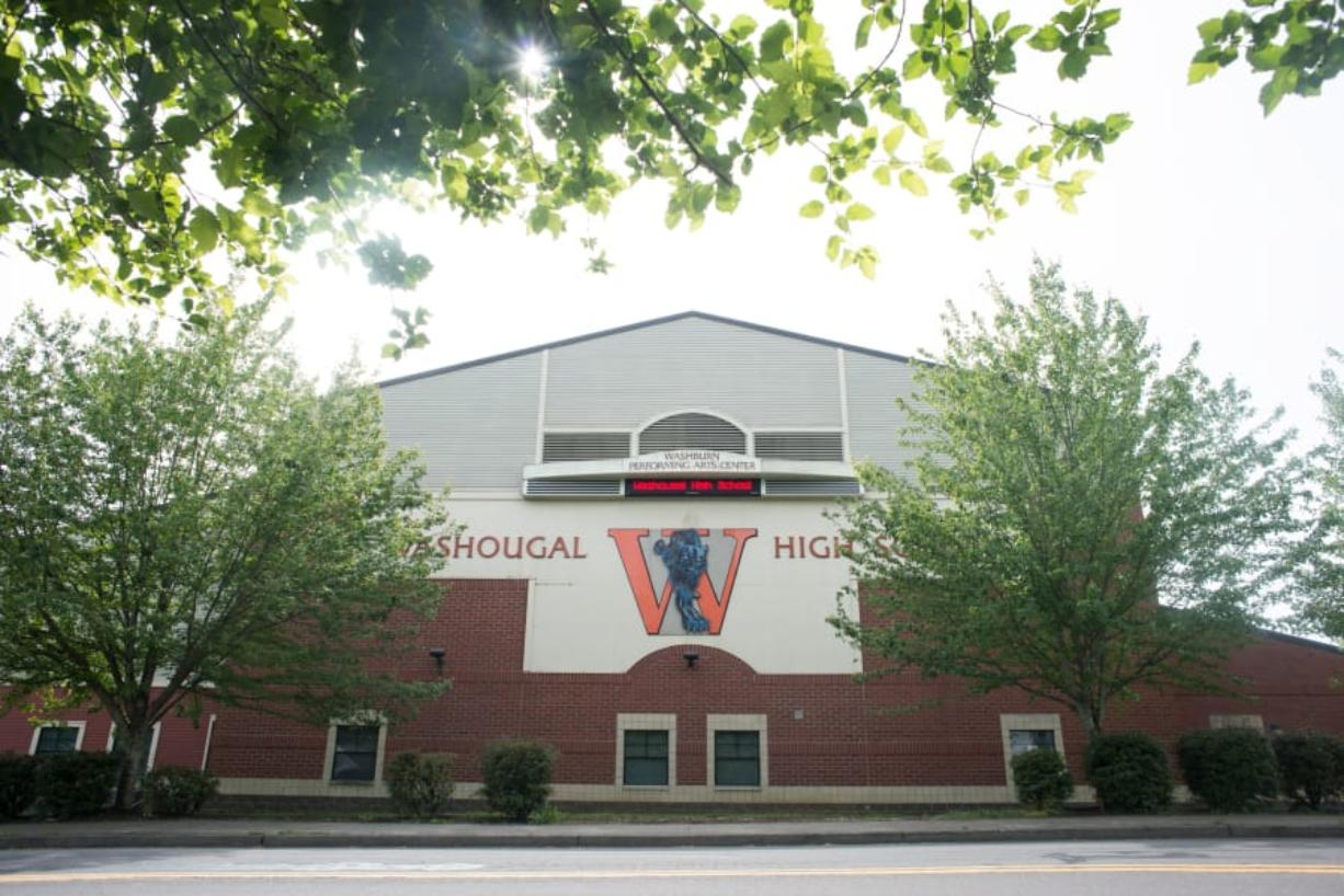 Washougal High School (Samuel Wilson for the Columbian)