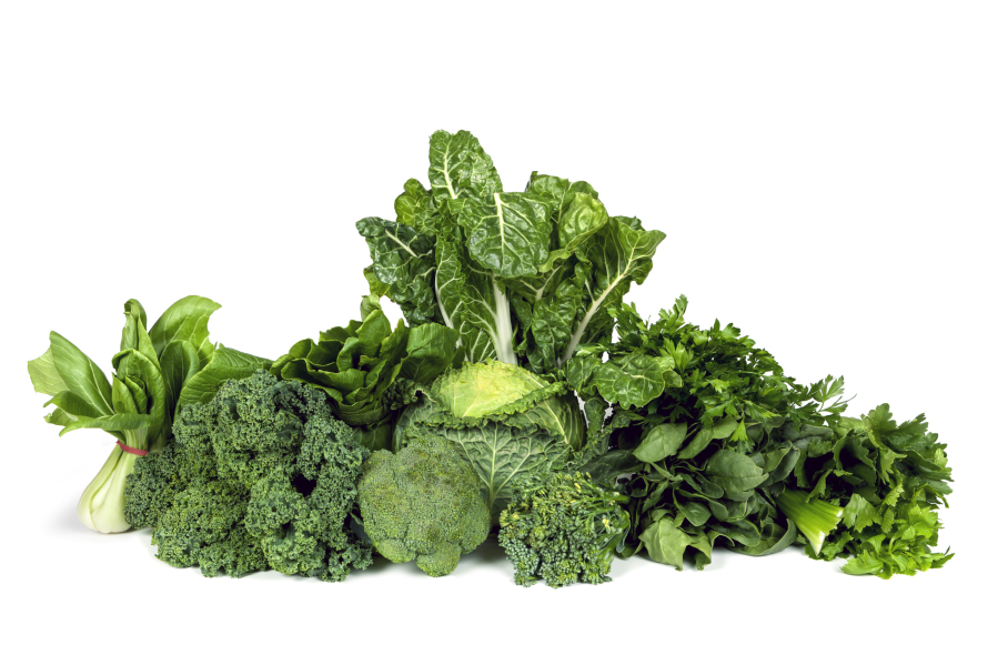 Market Fresh Finds Go Green With Springs Leafy Vegetables The