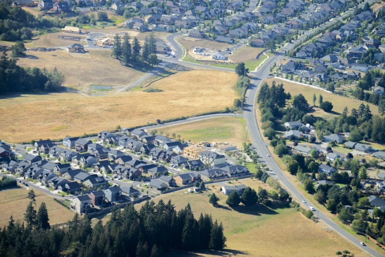 Housing in the Ridgefield and La Center areas is among the priciest in the county.
