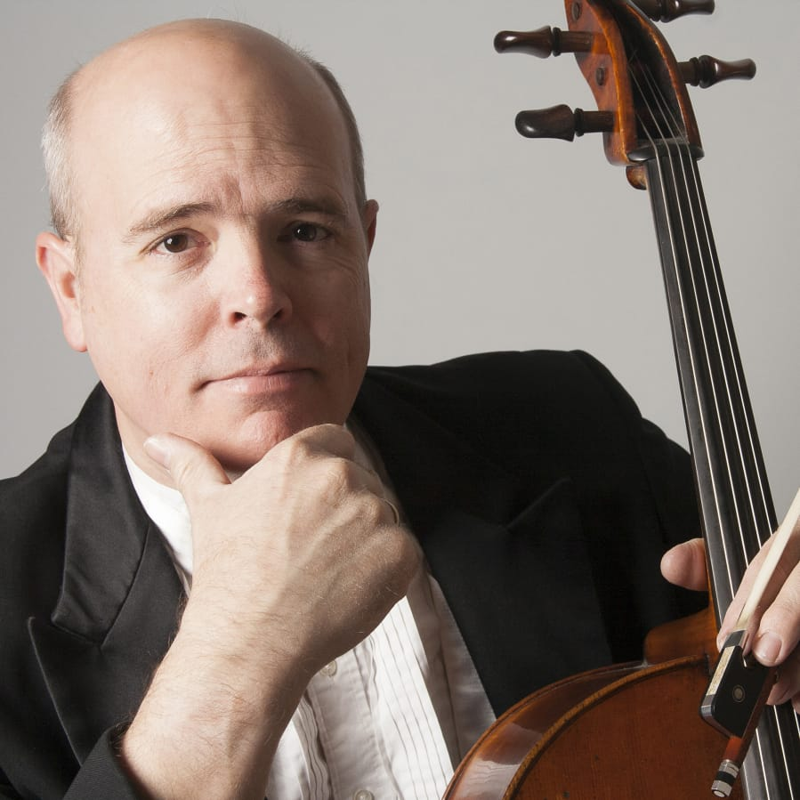 f94a27711eaf8 Jeffrey Butler, soloist for Appert's Concerto for Cello and Orchestra