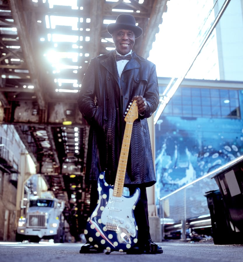 The Blues Is Alive And Well Buddy Guy: Blues Legend Buddy Guy Going Strong With New Album And