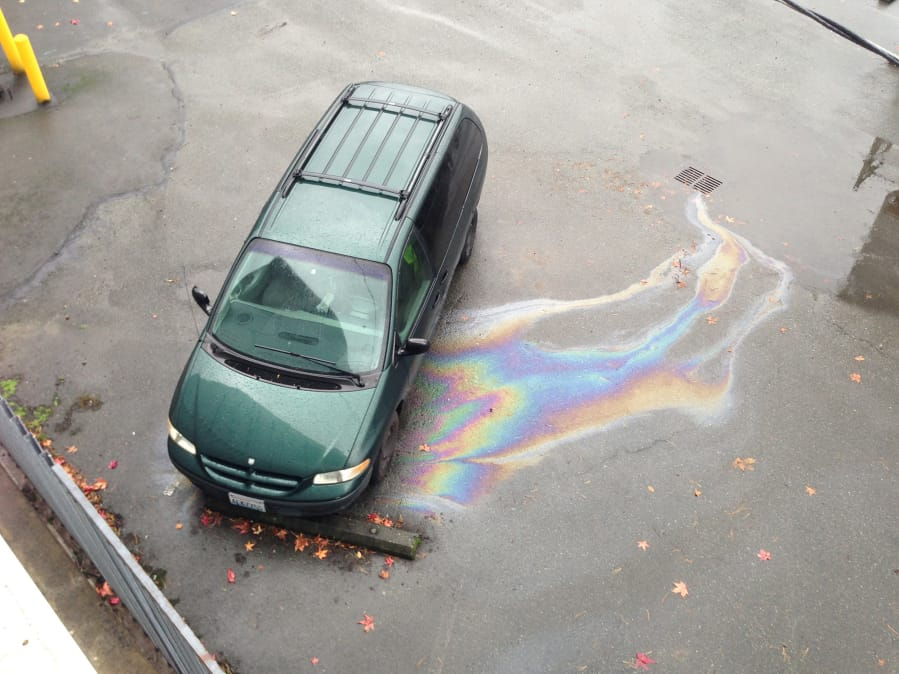 Car Leaking Oil >> Don T Drip And Drive Program Aims To Curtail Cars Oil Leaks The