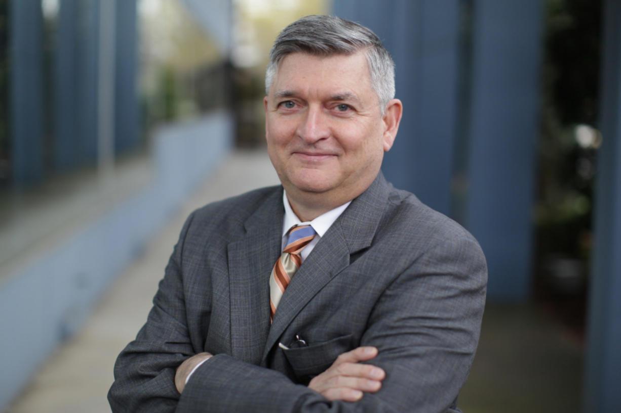 Rick Dyer is retiring as Clark Public Utilities' director of finance.