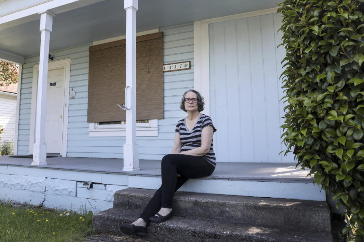 Cydney Gillis is one of at least 150 homeowners awaiting remediation from the contaminants left by the Everett smelter.