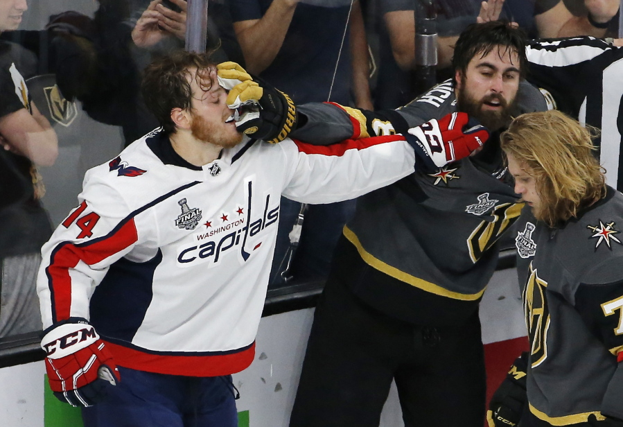 0c691d4e07c Capitals finish off Vegas for first Stanley Cup
