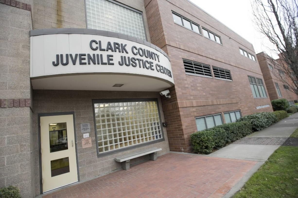 The Robert L. Harris Juvenile Justice Center in Vancouver.