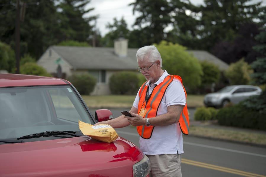 Working In Clark County Daniel Jensen Amazon Flex Driver The