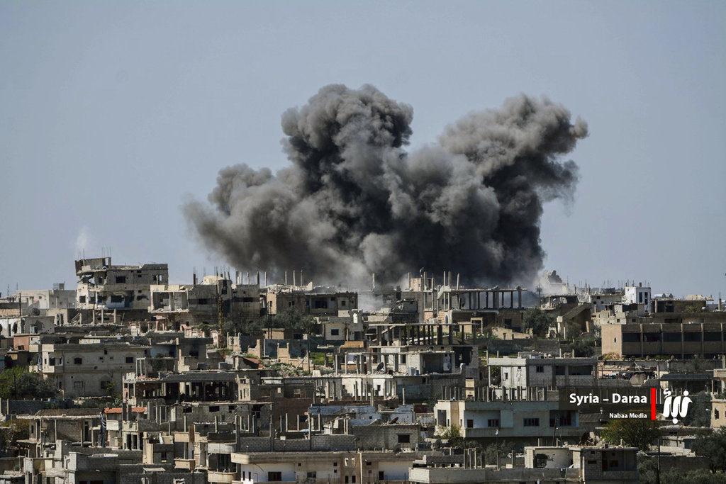 Syrian Troops Recapture Vital Border Crossing With Jordan The