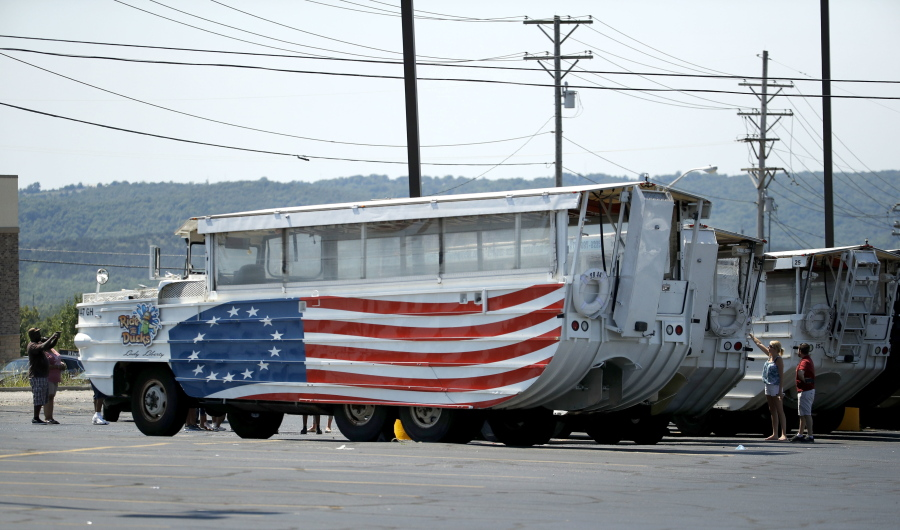 Inspector Warned Duck Boat Company Of Design Flaws Nearly