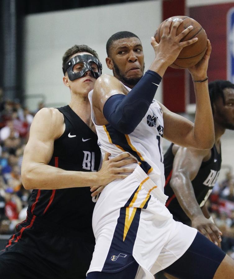 Zach Portland Trail Blazers: For Summer Vet Goodwin, NBA Hope Springs Eternal