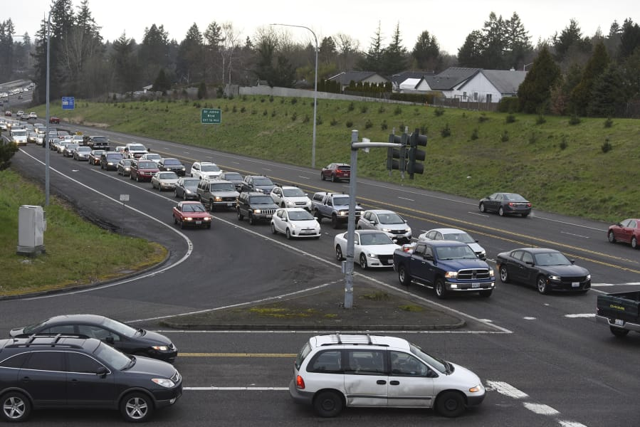state to remove highway 500 signals the columbian