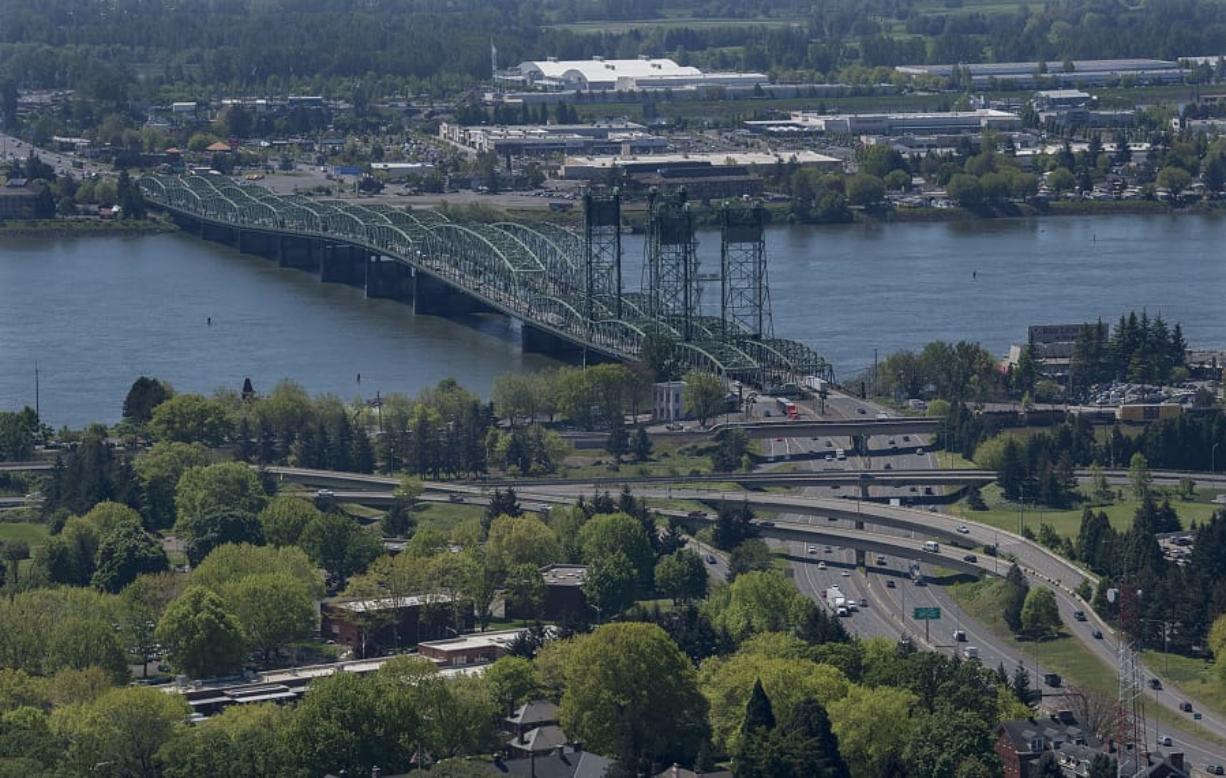 I-5 Bridge 'tough topic' in transportation plan - Columbian com
