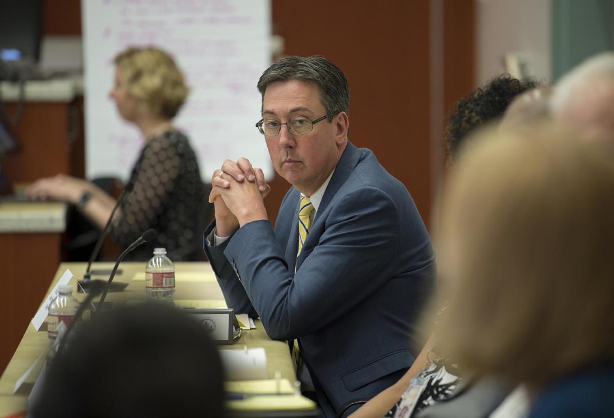 Tony Golik, Clark County prosecuting attorney
